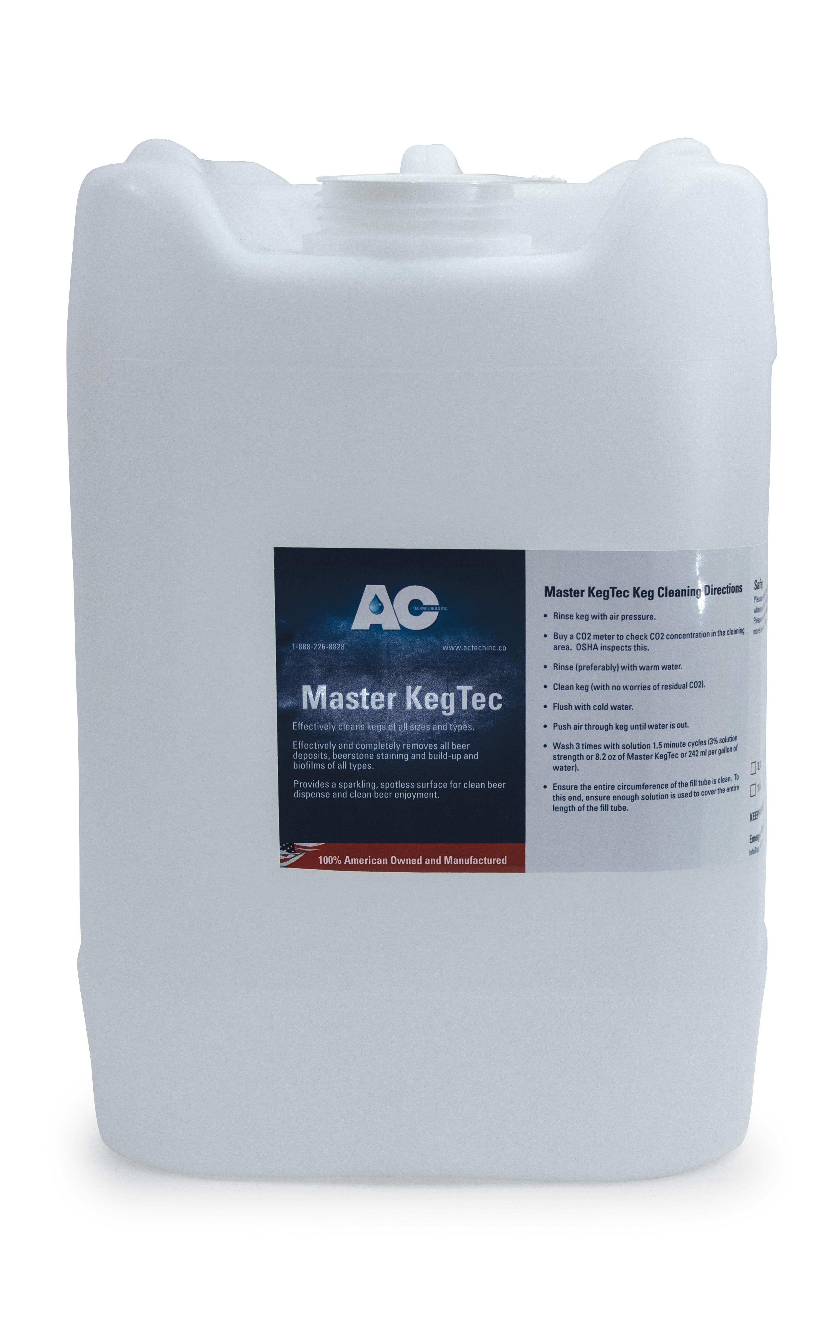 Master KegTec Cleaner   Higley
