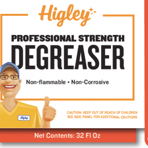 Professional Strength Degreaser