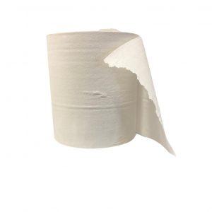 Premium Hardwound Towel (White)