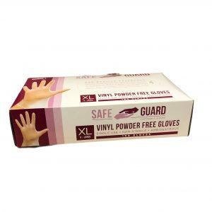 Vinyl powder free